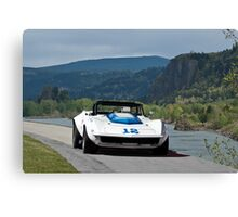 1968 Corvette Trans Am GT Canvas Print
