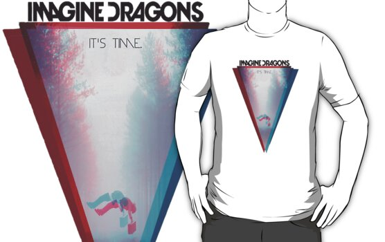 Imagine Dragons: Triangles by elocution