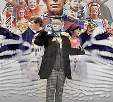 Doctor Who - The Celestial Toymaker - Version 2 by Sam Richard Bentley