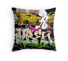 Camperdown (January 2013) Throw Pillow