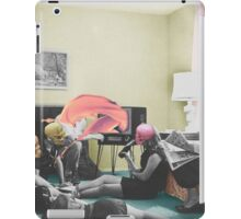 No Signal v. 2.0 iPad Case/Skin