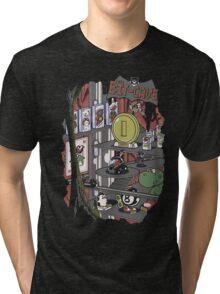 The Bit-Cave Tri-blend T-Shirt