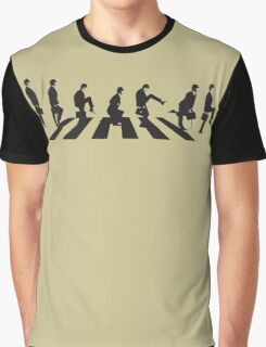 MINISTRY OF SILLY WALKS Graphic T-Shirt