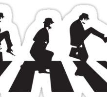 MINISTRY OF SILLY WALKS Sticker