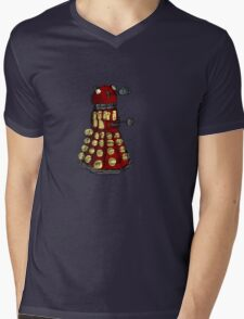 Dream of Dalek Mens V-Neck T-Shirt