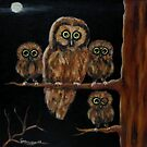 """Night owls"" by Gabriella Nilsson"