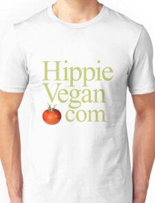 HippieVegan.com Unisex T-Shirt