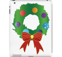 Christmas Wreath iPad Case/Skin