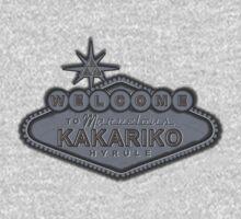 Marvelous Kakariko by Arinesart