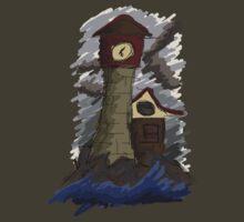 Midnight Clocktower by TheGreatGoggles
