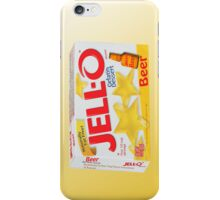 JELL-O Beer Parody iPhone Case/Skin