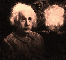 Einstein 2 by Adam Asar