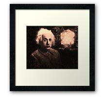 Einstein 2 Framed Print