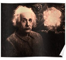 Einstein 2 Poster
