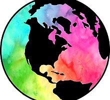 Globe by cassiepdesigns