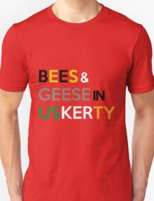 Bees & Geese OH MY T-Shirt