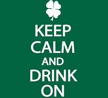 Keep Calm St. Patrick's Day T-Shirt Unisex T-Shirt