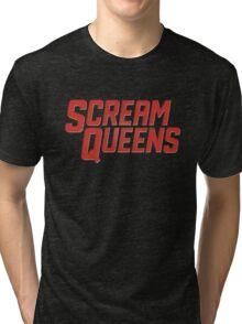 Scream Queens Tri-blend T-Shirt
