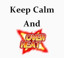 "Elsword ""Keep Calm And OverHeat"" 2 T-Shirt"