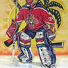 John Vanbiesbrouck by JohnnyMacK