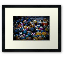 Mate Mugs Framed Print