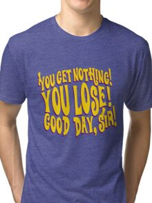 Good Day Sir Tri-blend T-Shirt
