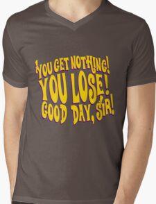 Good Day Sir Mens V-Neck T-Shirt