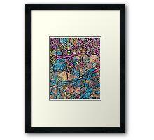 Florals #16A Framed Print