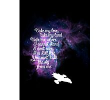 Firefly theme (The Ballad of Serenity) Photographic Print