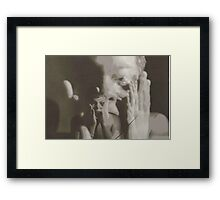I Can't Believe What I'm Seeing!! Framed Print