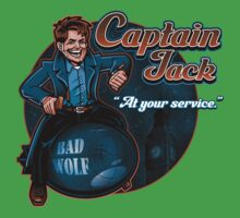 Captain Jack Kids Tee