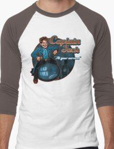 Captain Jack Men's Baseball ¾ T-Shirt