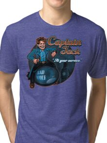 Captain Jack Tri-blend T-Shirt