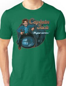 Captain Jack Unisex T-Shirt
