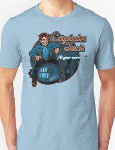Captain Jack Unisex T-Shirt