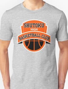 Shutoku High - Basketball Club Logo 2 T-Shirt