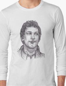 Jake Peralta Long Sleeve T-Shirt