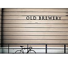 The Old Brewery in Greenwich Photographic Print