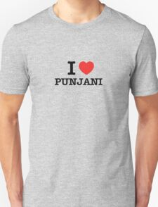 I Love PUNJANI T-Shirt