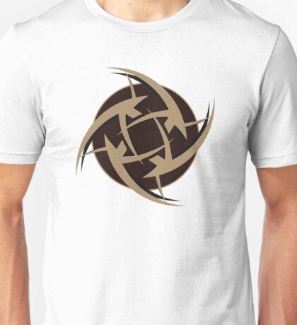 Ninjas In Pyjamas Logo Black Unisex T-Shirt
