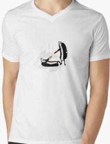 Reservoir Hot Dogs Mens V-Neck T-Shirt