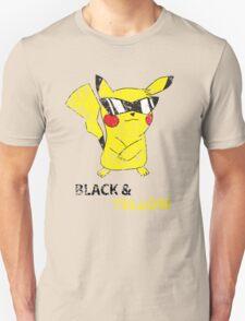 distressed pikachu T-Shirt