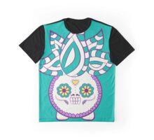 Oddish Pokemuerto | Pokemon & Day of The Dead Mashup Graphic T-Shirt