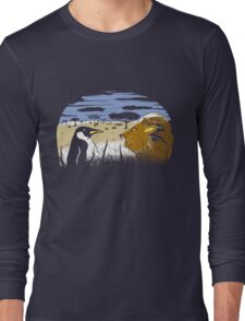 Are you lost? Long Sleeve T-Shirt