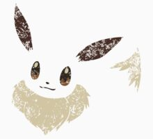 Distressed Eevee Kids Clothes