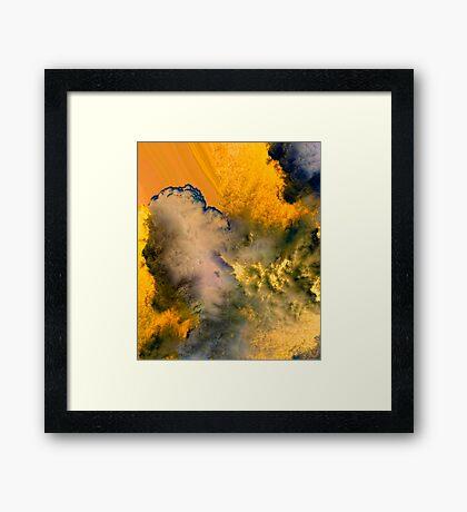 Dream cloud #79 Framed Print