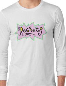 Regrets - Rugrats T-Shirt Long Sleeve T-Shirt