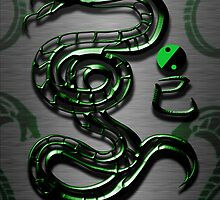 Style of the Jade Snake by Qontez George