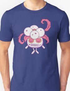 Gloom Pokemuerto   Pokemon & Day of The Dead Mashup T-Shirt