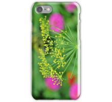From the Herb Garden iPhone Case/Skin
